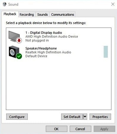 Trường hợp đặc biệt: Sửa âm thanh Bluetooth
