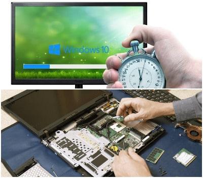Mẹo để tăng tốc máy tính xách tay cũ